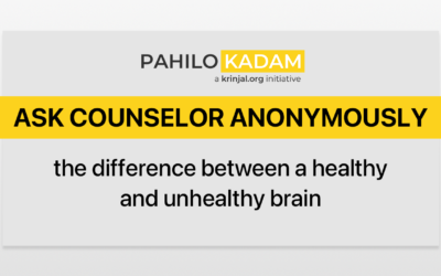 The difference between a healthy and unhealthy brain